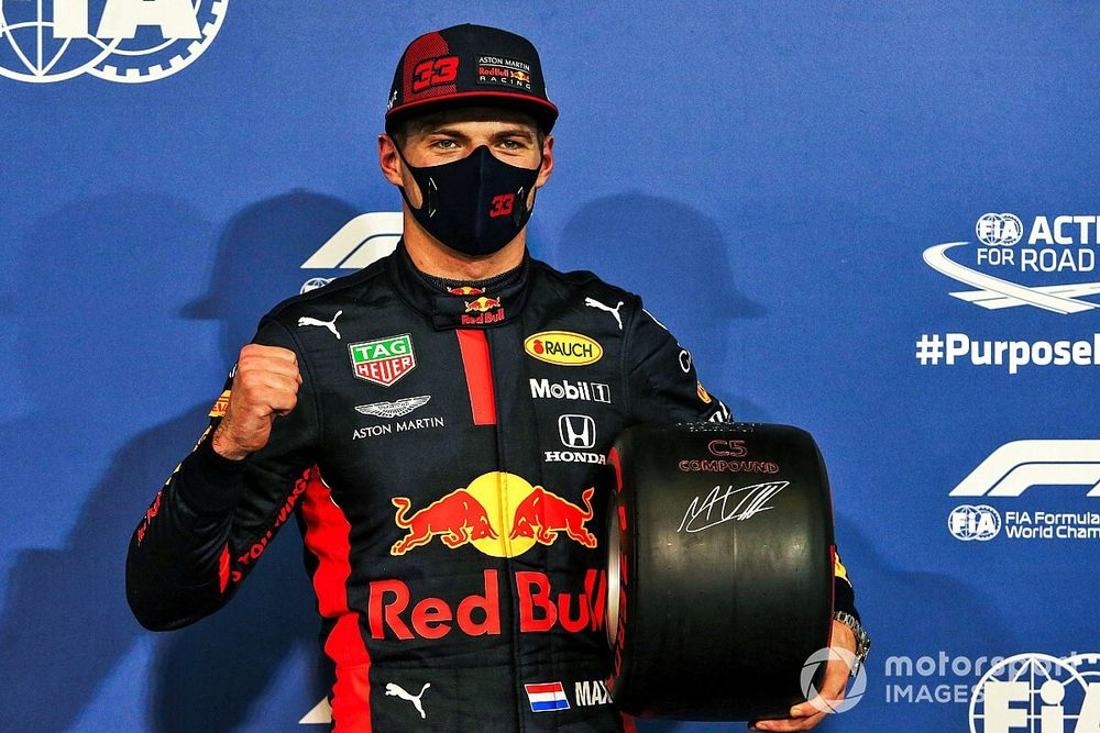 "Verstappen: ""Finalmente sono davanti alle Mercedes"""