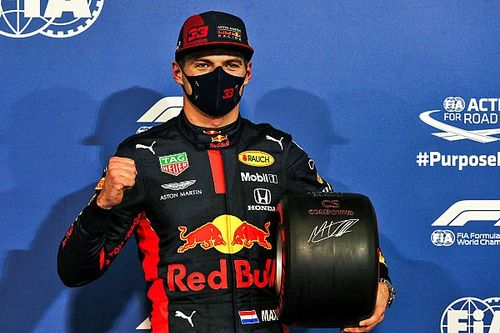 Abu Dhabi GP: Verstappen beats Mercedes duo to pole