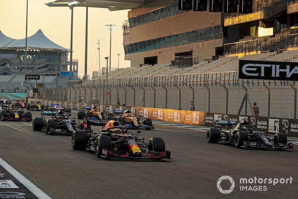 F1: ridotta la tassa d'iscrizione dei team al Mondiale 2021