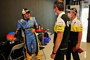 Alonso Realistis soal Peluang bersama Alpine