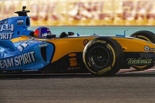 Horario e información de Alonso con el Renault R25 de F1 2005