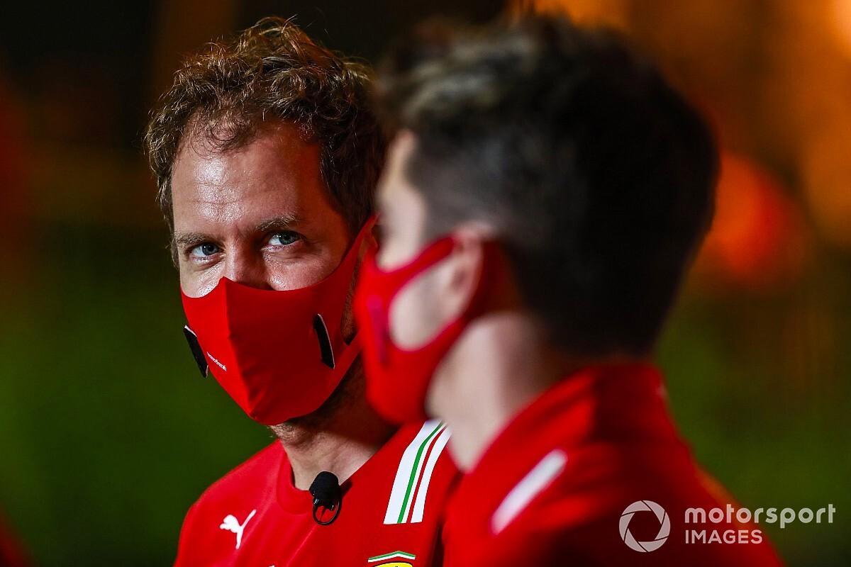 """Vettel: """"Kimseye karşı kin beslemiyorum"""""""