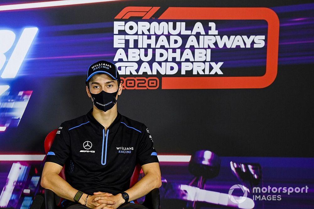 Aitken aún no sabe si deberá correr en Abu Dhabi