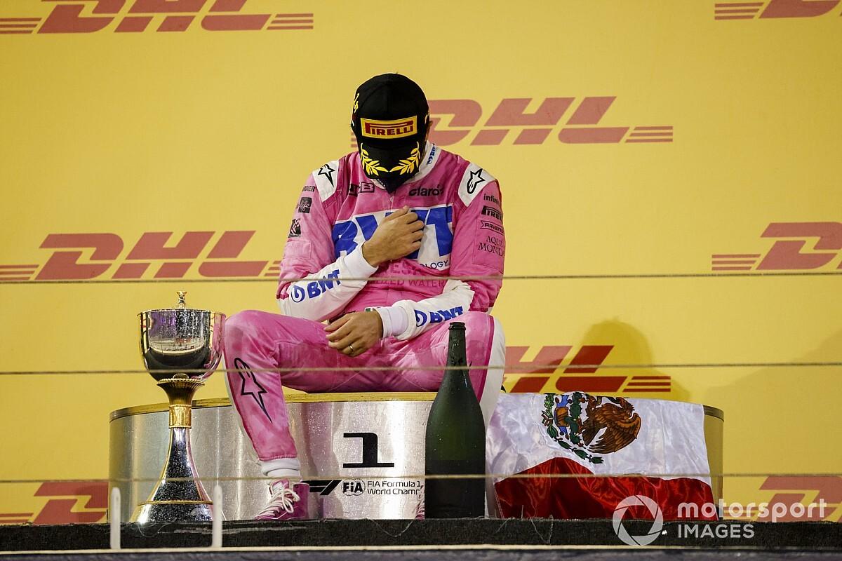 Horner: Red Bull kon 'onmogelijk' om Perez heen door goede vorm