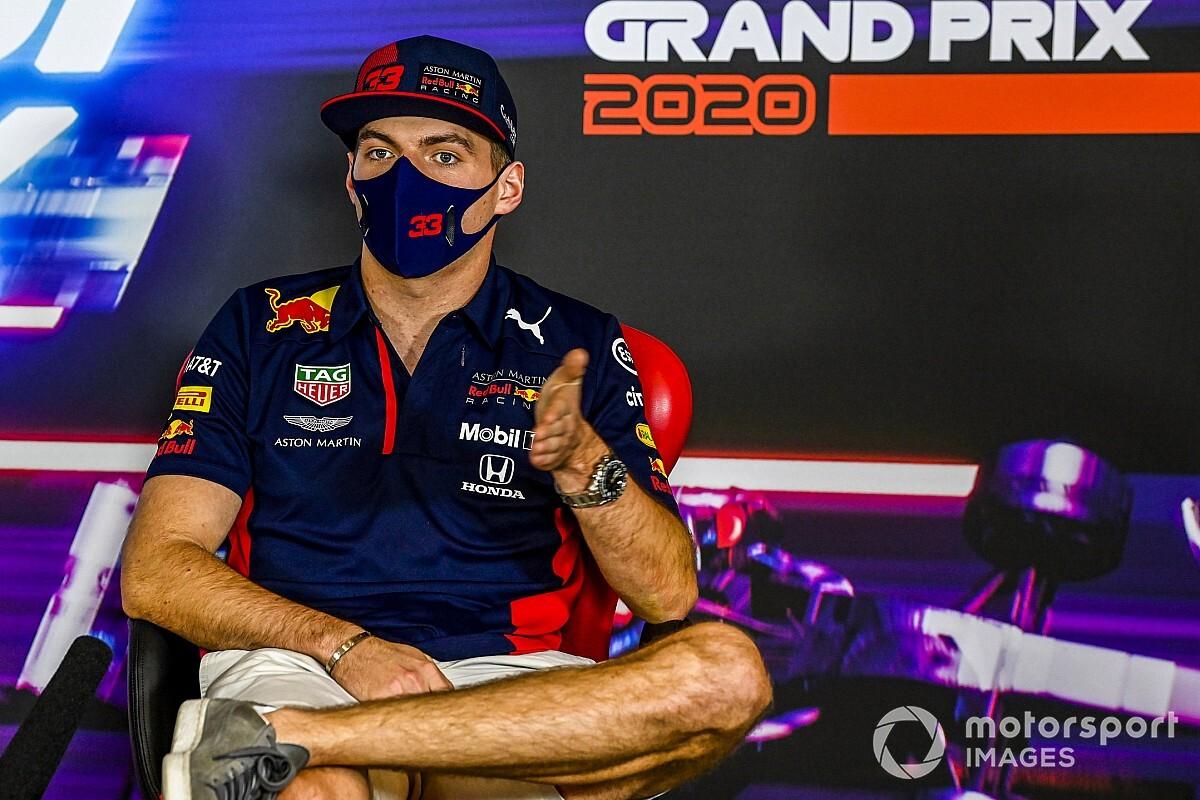 """Verstappen: """"Formula 1 benim için bir tür hobi"""""""