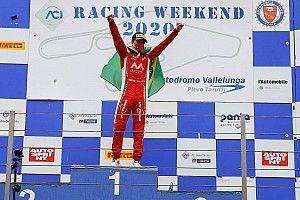 Formula Regional: Rasmussen vince Gara 3, ma Petecof è campione