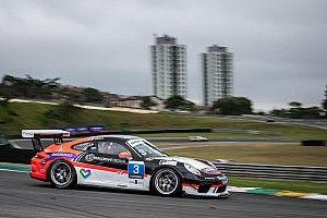 Porsche Cup: Piquet celebra vitória e título brasileiro inédito em Interlagos