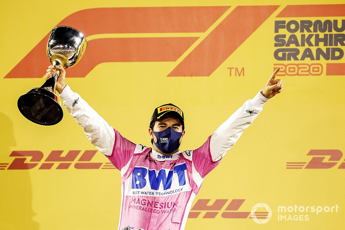 Duwt Liberty Perez richting Red Bull om GP Mexico te behouden?