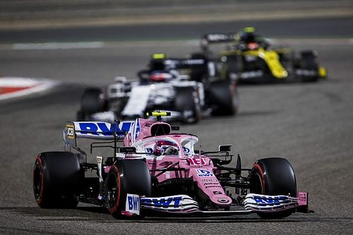 Stroll thinks pit exit error cost him Sakhir GP win