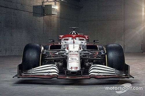Galeri: C41, Mobil Anyar Alfa Romeo untuk F1 2021
