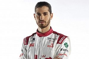 Giovinazzi, Alfa Romeo ile podyum hayali kuruyor