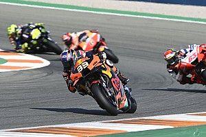 Binder Puas dengan Kecepatannya di MotoGP Eropa