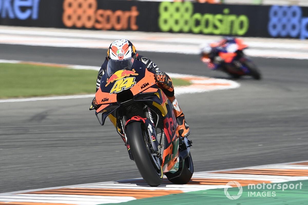"""Espargaro not """"super nervous"""" to get first MotoGP win"""