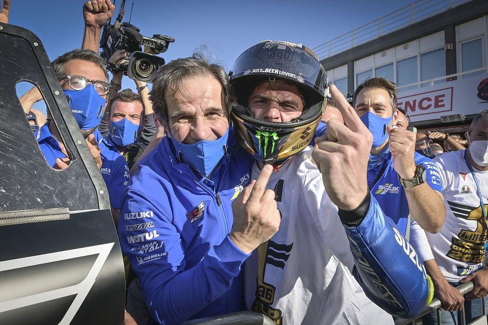 Why Suzuki desperately needs to find Brivio's MotoGP replacement