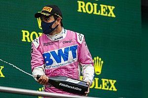 F1: Pérez se vê no auge da carreira e diz que futuro não está em suas mãos