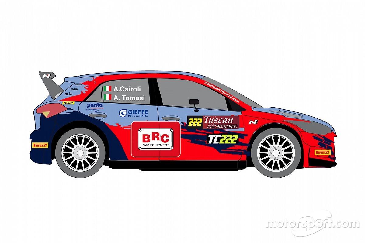 CIR: Tony Cairoli correrà al Tuscan Rewind con BRC Racing!