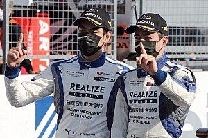 【スーパーGT】デ・オリベイラ「期待以上の結果!」前年王者KONDO RACING、新シーズンを勝利 開幕戦GT300優勝コメント