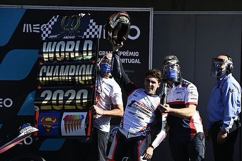 Kendalikan Tekanan, Kunci Arenas Kuasai Moto3 2020