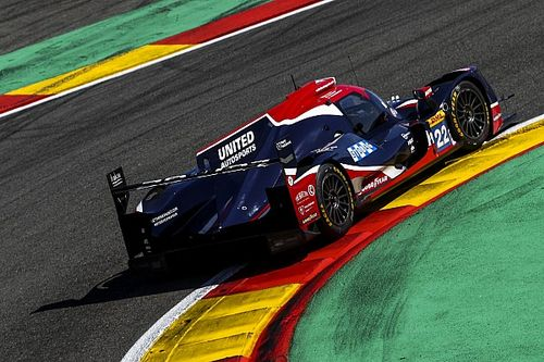LMP2 team United Autosports ends first WEC Prologue day on top