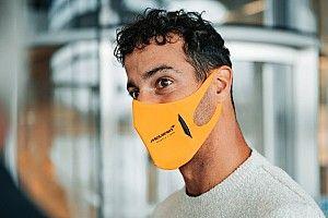 Tetkós fogadás nem lesz a McLarennél, de Ricciardo már töri a fejét...