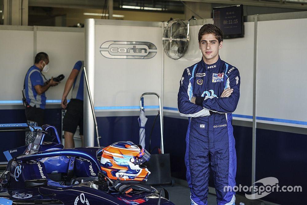 Cohen yeni sezonda Carlin ile F3'te yarışacak