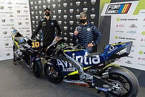 Avintia unveils new-look 2021 MotoGP team