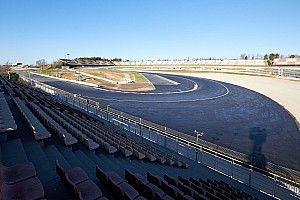F1: Circuito da Catalunha finaliza obras na curva 10