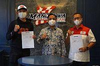 Resmi: Dimas Ekky Balap CEV Moto2 bersama Mandalika Racing Team