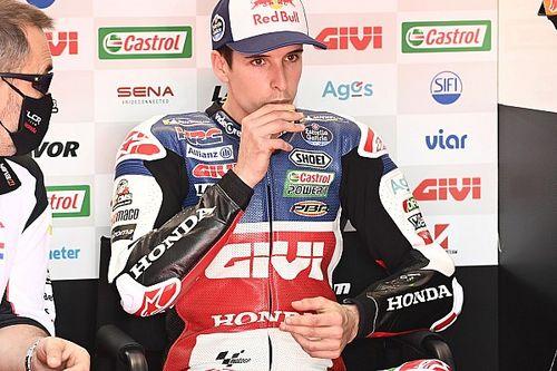 Marquez bukott, ezért holnap vélhetően nem tesztelhet