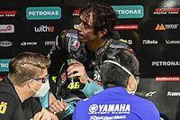 Rossi Belum Puas dengan Hasil Tes Hari Pertama