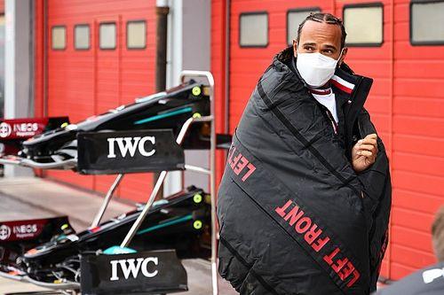 ¿Lluvia para el GP de Emilia Romagna de F1? La previsión del clima