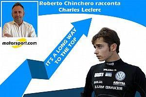 It's a long way to the top - Chinchero racconta Leclerc