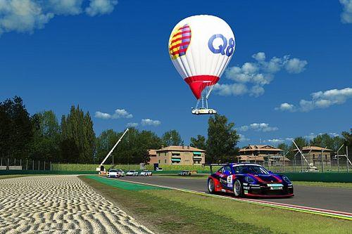 Porsche Esports Carrera Cup Italia, Iaquinta e De Salvo sbancano Imola