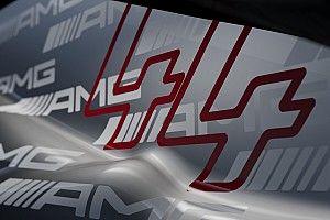 Следим за презентацией нового Mercedes Формулы 1