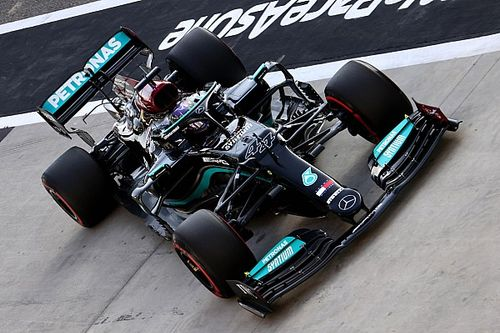 The performance swing that highlights Mercedes' low-rake pain
