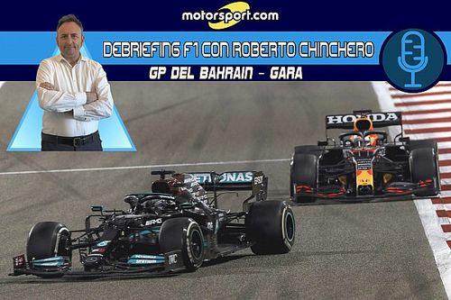 Podcast: Chinchero analizza il GP del Bahrain