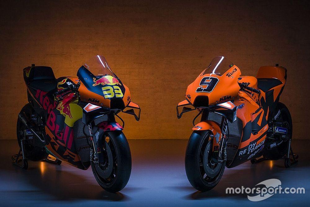 KTM presenteert MotoGP-teams, Tech3 in nieuw jasje