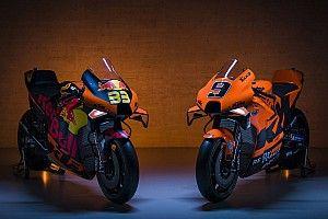KTM and Tech 3 unveil 2021 MotoGP colours