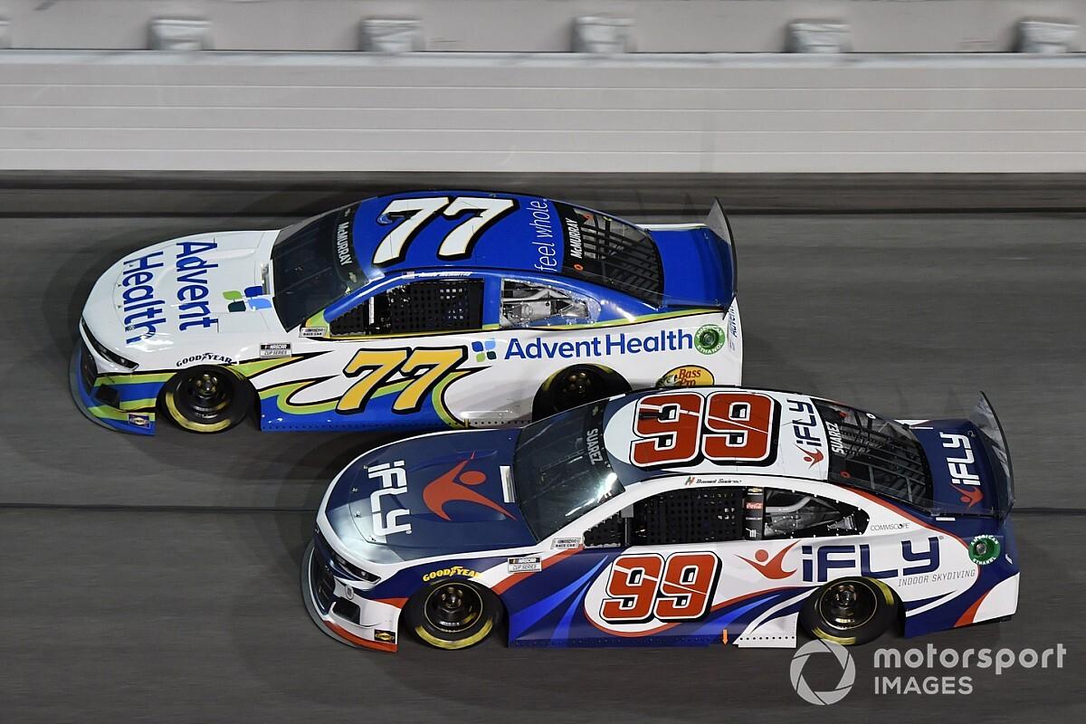 Suárez finalizó 16° en Daytona, pero vomitó en carrera