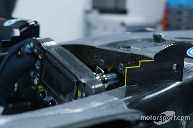 La última argucia de Mercedes para la F1 2021