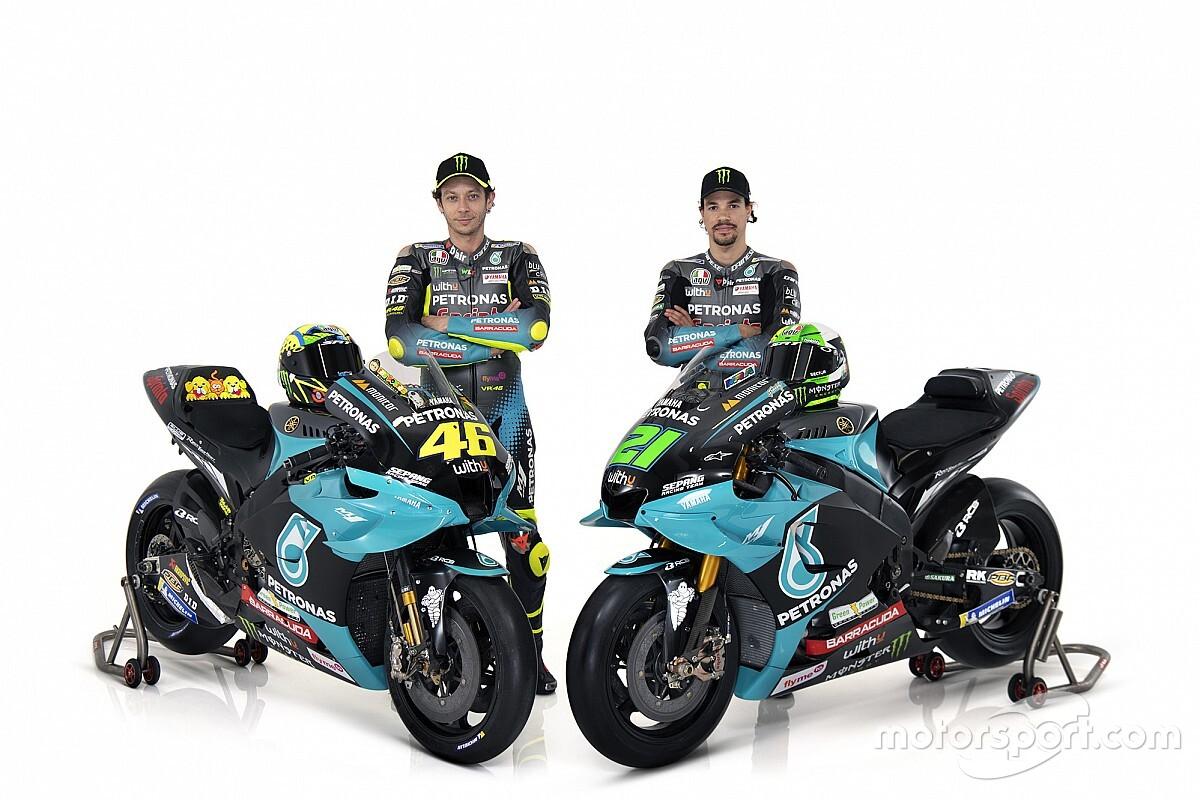 Petronas Yamaha SRT toont MotoGP-team met Rossi en Morbidelli - Motorsport.com Nederlands