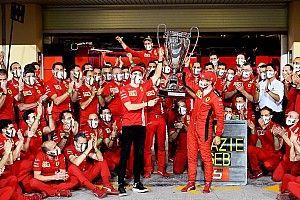Wyścig do zapomnienia dla Ferrari