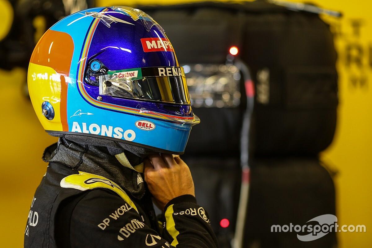 Az orvosok optimisták: Alonso már a bahreini teszten ott lehet?