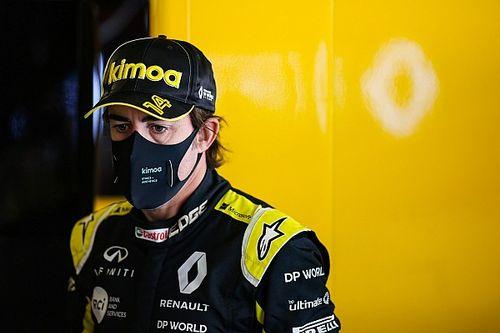 两届F1世界冠军阿隆索瑞士骑行训练遇车祸