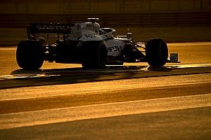 Williams FW43B: shakedown a sorpresa a Silverstone