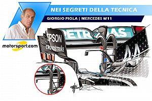 Nei segreti della Tecnica: Mercedes W11