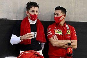 Leclerc arról, hogy csapatvezérként érez-e nagyobb nyomást