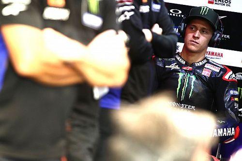 """MotoGP: Quartararo revela """"pressão"""" por substituir Rossi após vitória no Catar"""