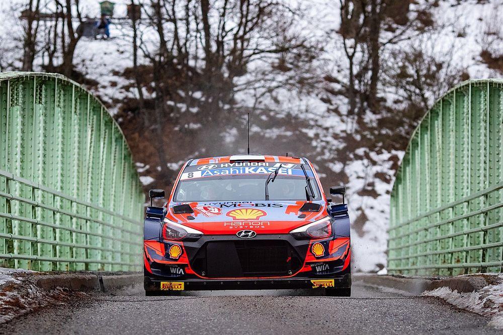 VIDEO: Suninen over de kop in WRC Monte Carlo, Tanak leidt