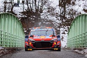 Monte Carlo WRC: Tanak stars in opening stages